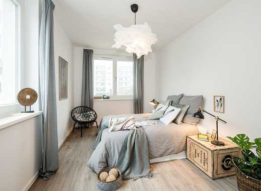 Wohlfühlwohnen im Neubau! 4 Zimmer mit herrlicher Dachterrasse und 2 Bädern auf ca. 83 m²