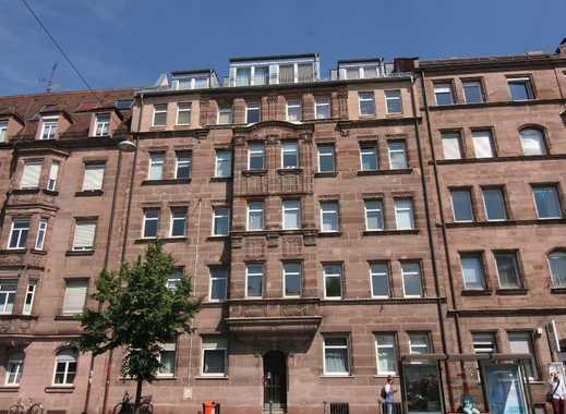 3 Zimmer Altbau Wohnung - gut vermietet - solide Kapitalanlage