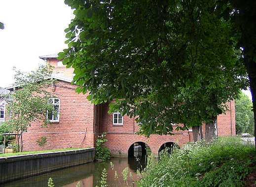 Wohnen in historischer und sanierter Wassermühle