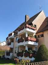 Lichtdurchflutete 3-Zimmer-Dachgeschoss-Wohnung in Nürnberg Schniegling