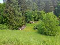 Günstiges Baugrundstück in ruhiger naturtreuer