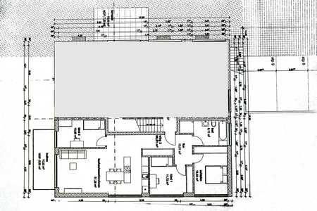 Erstbezug: exklusive 4-Zimmer-Wohnung mit Einbauküche und Balkon in Kösching in Kösching