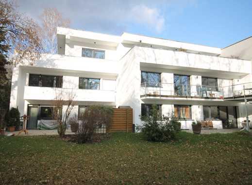 Penthouse-Wohnung in Mainz mit Topausstattung, LUXUS- Einbauküche und XXL-Dach-Terrasse