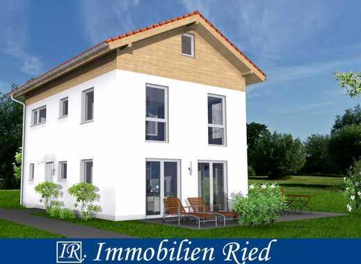 Neubau eines sonnigen, idyllisch gelegenen Einfamilienhauses in Westendorf nähe Kaufbeuern