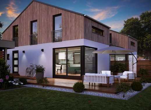 pfiffige Doppelhaushälfte als Wohnhaus oder Ferienhaus nutzbar