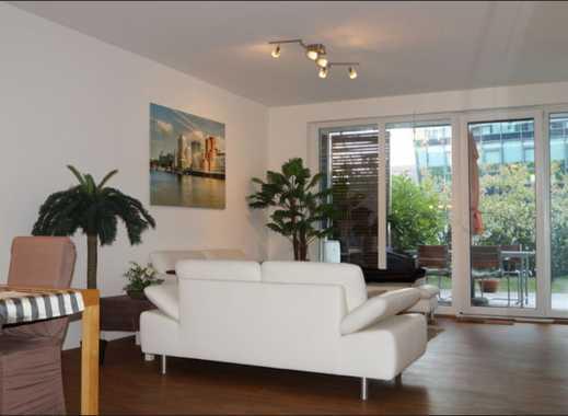 Wunderschöne Terrassen-Wohnung in der Unternehmerstadt