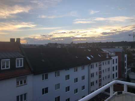 Attraktive und ruhige 2,5-Zimmer-Dachterrassenwohnung in der MAXVORSTADT (Schellingstraße) in Maxvorstadt (München)