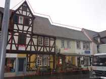 Bild Attraktives Wohn- und Geschäftshaus mit Garten in Büdingens Vorstadt - Anschauen lohnt sich!