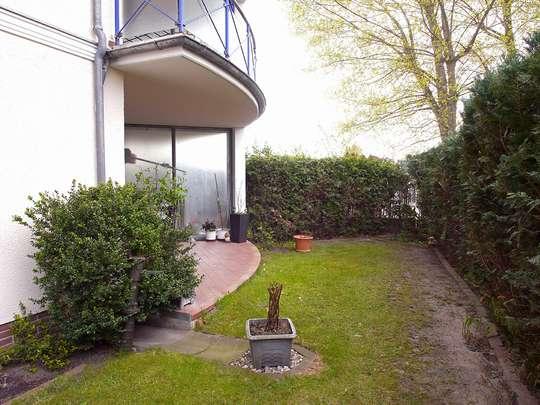 Moderne 3-Zim.-Wohnung mit PKW-Stellplatz und Garten - Bild 5