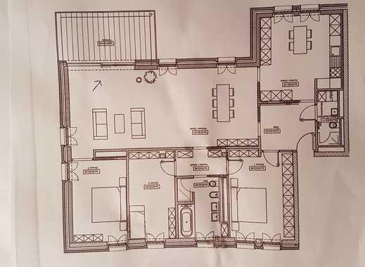 Am Killesberg, neuwertige 4-Zimmer-Wohnung mit Terrasse  und Einbauküche in Stuttgart