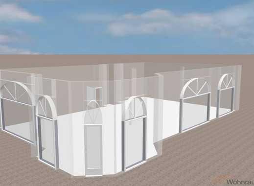 220 - 300m² LADENFLÄCHE IN SEHR GUT FREQUENTIERTER INNENSTADTLAGE mit über 60m² Schaufensterfläche