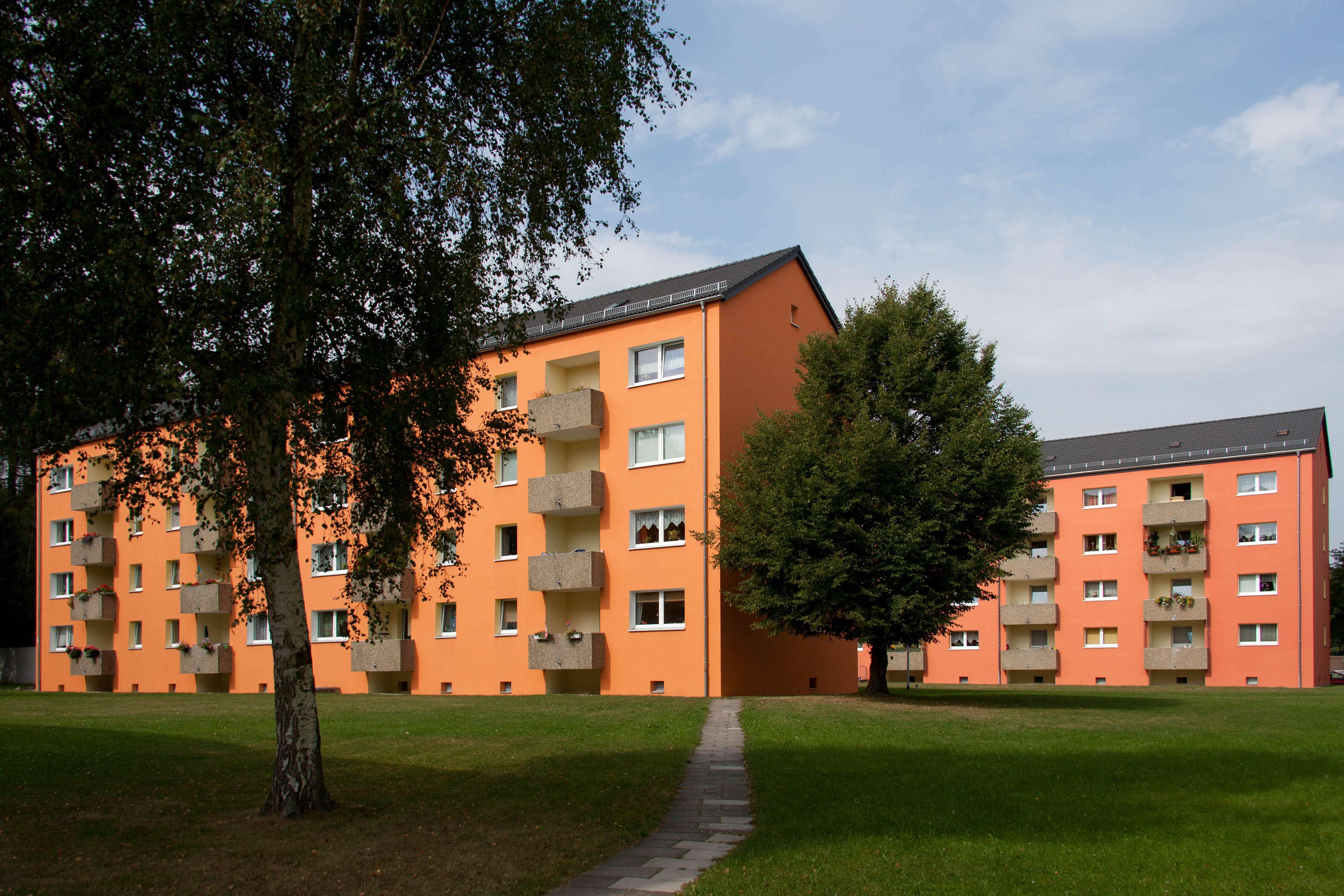 Großzügig geschnittene 3-Zimmer-Wohnung im Schloßweg in Hof-Innenstadt