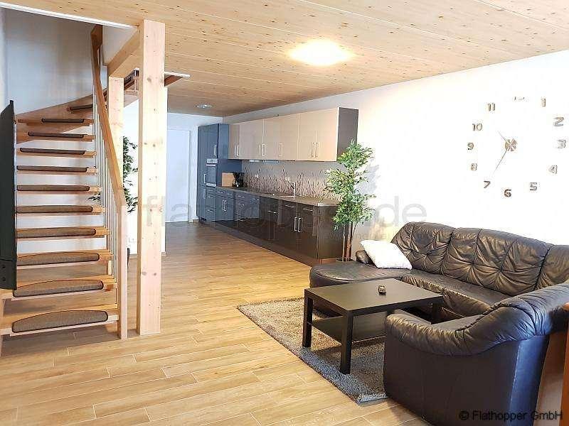 Gelegenheit:  Möblierte 4-Zimmer-Wohnung in Tuntenhausen in Tuntenhausen