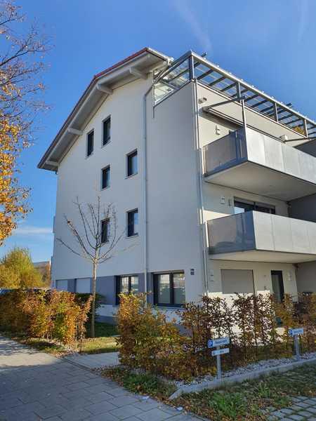 S2-Markt Schwaben -EG- 2-Zimmer-Whg. mit Terrasse, inkl. Keller & Stellplatz in Markt Schwaben