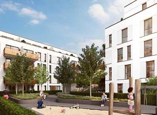 PANDION VILLE - Familienwohn(t)raum mit 4 Zimmern und sonnigen Balkonen im schönen Bonn-Duisdorf