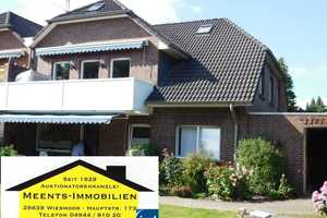 3 Zimmer Wohnung in Wittmund (Kreis)