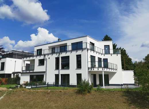 Erstbezug: Attraktive 3,5-Zimmer Neubauwohnung mit EBK und TG in Düsseldorf Kaiserswerth