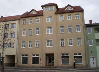 Wóhn- und Geschäftshaus
