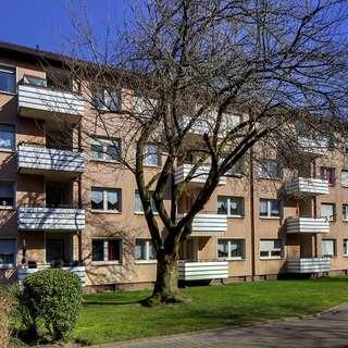 3,5- Zimmer-Wohnung in ruhiger Lage mit Balkon!