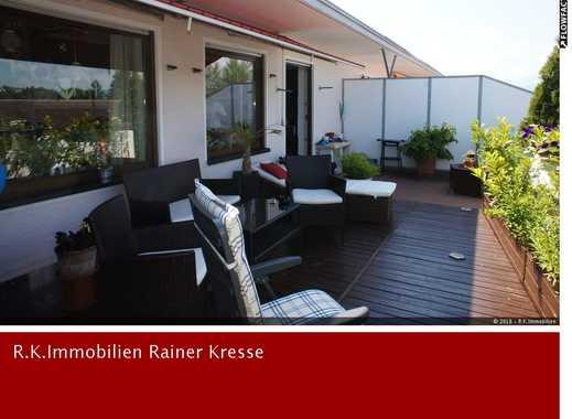 Panoramablick genießen! 2- Zimmer Penthousewohnung mit großer Dachterrasse zu verkaufen