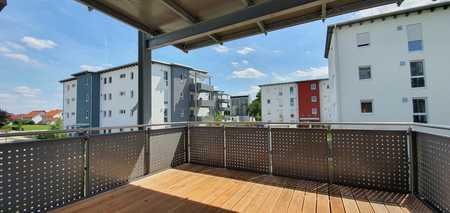 ... Neubau - hochwertig ausgestattete 3-Zimmer-Wohnung in Mühldorf-Nord... in Mühldorf am Inn
