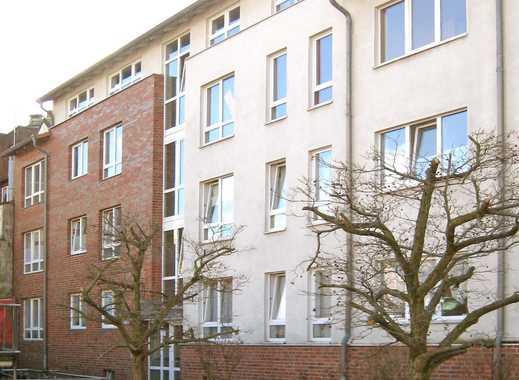 Wohnung mit Balkon in Südausrichtung im Zentrum Itzehoes