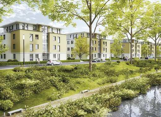 #Bezugsfertig! Neubauwohnung inkl. Einbauküche (NEU), mit viel Grün & dem Blies-See vor der Haustür#