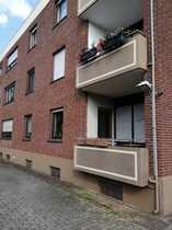 Freundliche 4-Zimmer-Erdgeschosswohnung mit Balkon in