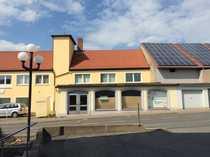 Geschäftsfläche im Zentrum von Breitengüßbach