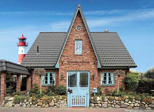 Nordsee - Büsum frische Luft und frische Häuser