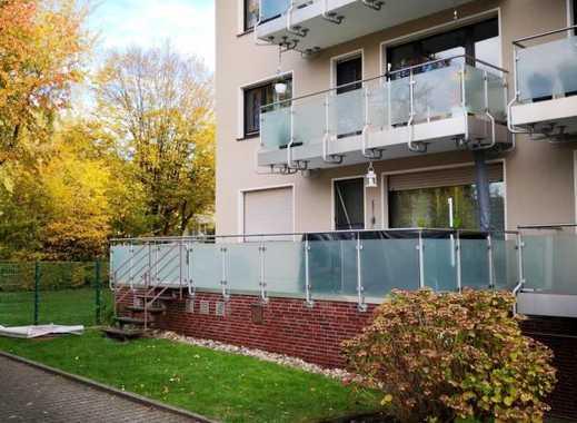 *MODERNES WOHNEN AM HEXBACHTAL! Attraktive, helle 3,5-Zi.-Whg. + Balkon,  E-Schönebeck!*