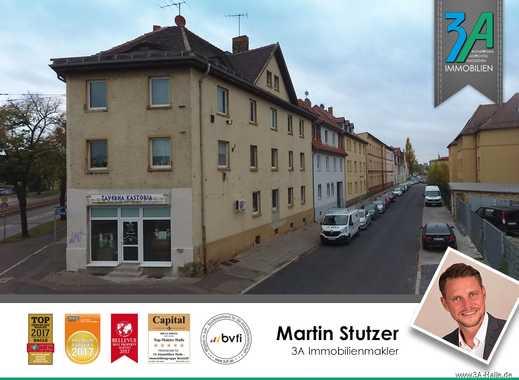 Wohn- und Geschäftshaus in der Merseburger Straße