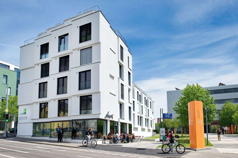 Modernes und voll ausgestattetes Apartment in Augsburg-Innenstadt