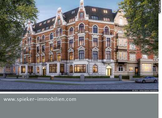 Luxuriöse stadtnahe Neubauwohnung im Moorweidenpalais