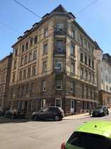 im beliebten Stuttgarter Heusteigviertel - Zimmer