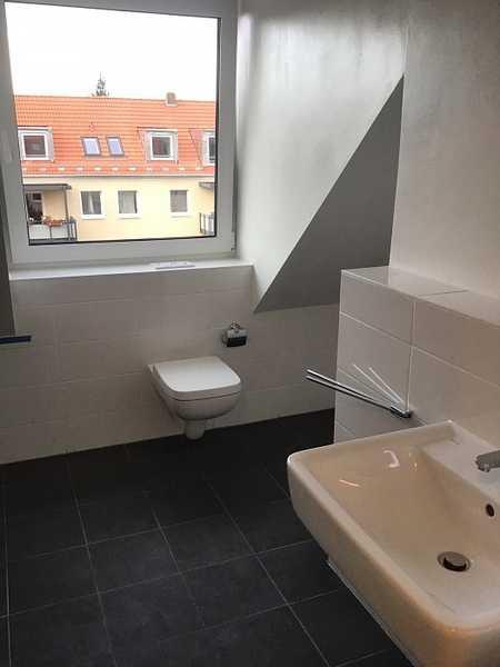 Dem Himmel ganz nahe sein, mit der tollen 3 Zimmer-Dachgeschoß-Wohnung! Aktion 1 Grundmiete frei! in Gartenstadt (Nürnberg)