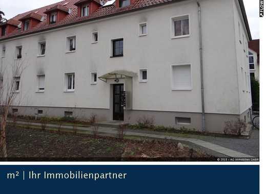 m² - Wohnen in Kleinzschachwitz - mit eigenem kleinen Gartenanteil