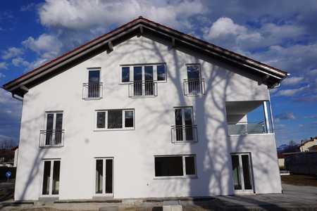 Erstbezug: Wunderschöne 4-Zimmer-Wohnung mit Süd-Balkon in Rosenheim - Pang in Pang (Rosenheim)