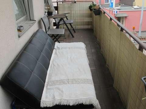 Trier Bollwerkstrasse Mobliertes 12qm Zimmer Mit Balkon In