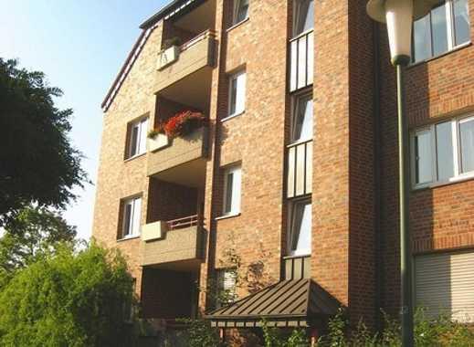 Gemütliche 2-Raum-DG-Wohnung mit Sonnenbalkon!