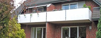 Gepflegte 3 Z.-Whg. - 94 m² Whfl. in ruhiger u. zentraler Wohnl. v. Bad Oeynhausen Eidinghausen!