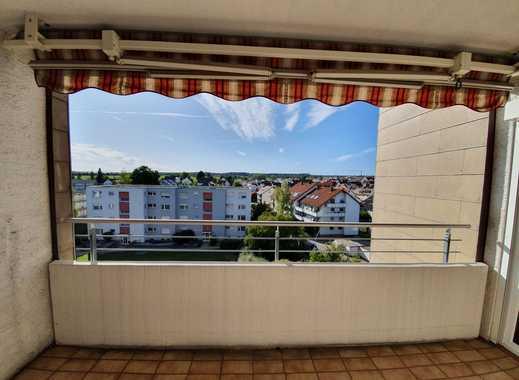 2-Zimmer-Wohnung mit EBK und Balkon in Gärtringen