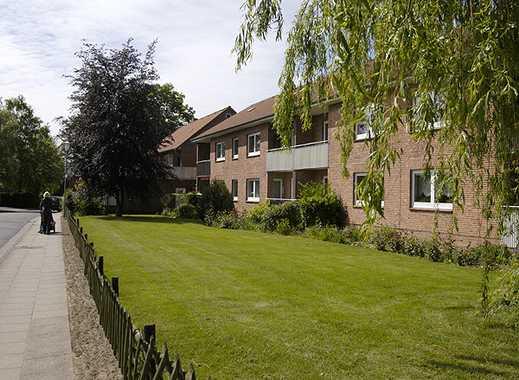 3 Zimmer-Erdgeschoss-Wohnung mit Terrasse