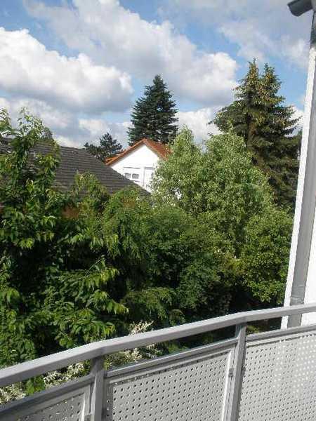 Attraktive, helle 2-Zimmer-Wohnung mit Südbalkon in ruhiger Lage von Baiersdorf in Baiersdorf