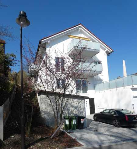 1,5 Zimmer-Wohnung, möbliert, in bester Lage am Klostersee in Ebersberg