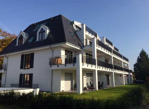 Exklusive 3,5 Zimmer-Wohnung (mit Balkon und EBK) im Herzen von Lilienthal