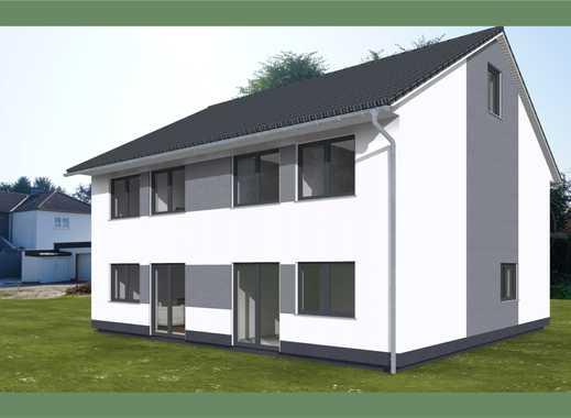 Massive Neubau-Doppelhaushälfte INKLUSIVE Grundstück in Overath-Kleinhurden