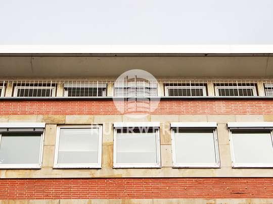 Aussen-Detail von Büroetage mit ca. 250 m² im Rathausviertel zu vermieten – Flexible Aufteilung möglich!