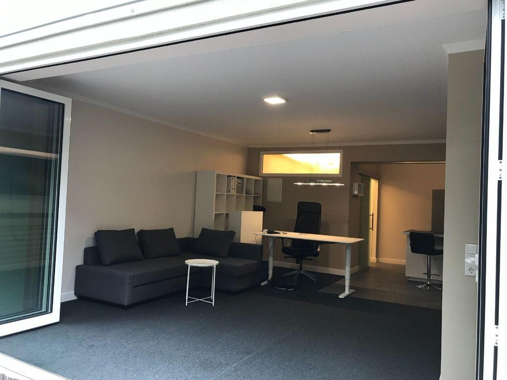 modernes Wohn-Büro