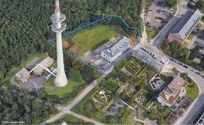 Neubauprojekt Petrisberg